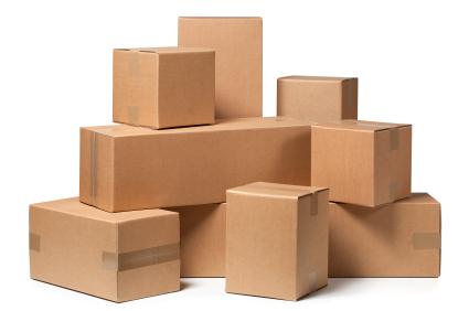 Több csomag egy címre