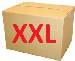 XXL csomagok